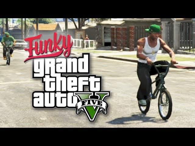 GTA V - #15: Encontrando o