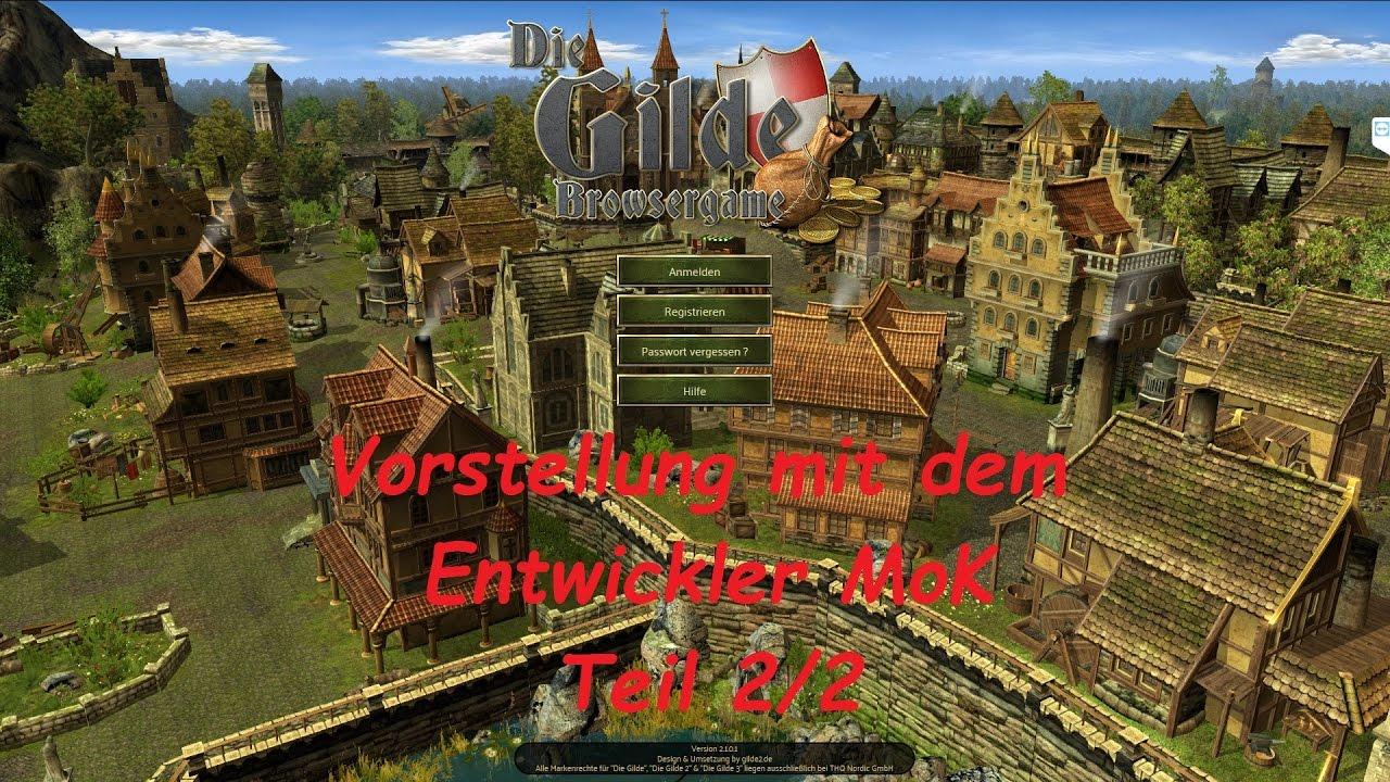 Die Gilde 2 Browsergame