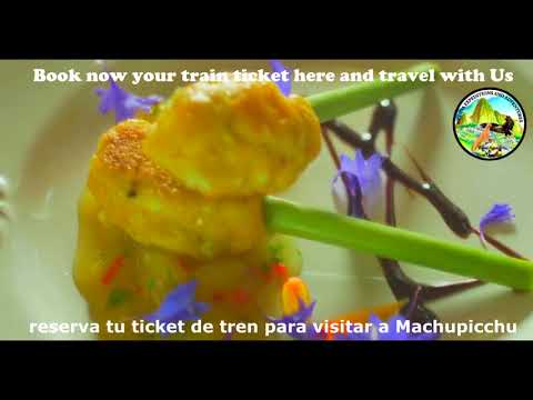 TRAIN TICKET TO MACHUPICCHU BUY WITH MEDINA EXPEDITIONS TRAVEL AGENCY CUSCO - PERÚ