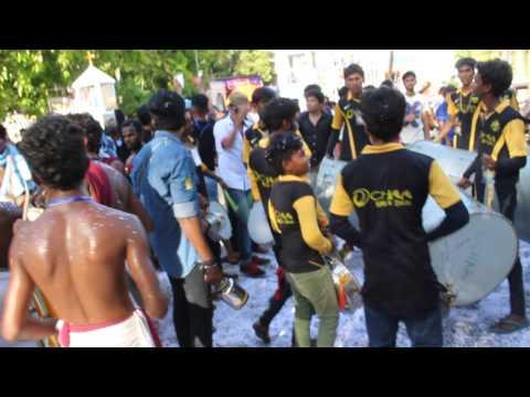 nasik dhol and singari melam kerala thrissur church festival palli perunaal