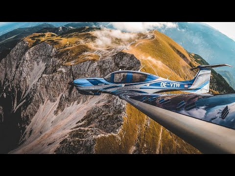 Flying the Diamond Aircraft DA50 RG
