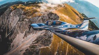 Flying the Diamond Air¢raft DA50 RG