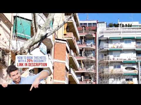 Residencia Sants, Barcelona, Spain - HD review