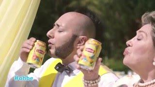 Hayko Cepkin- Düğün stresi bastıyla Lipton İç, #Ohbe