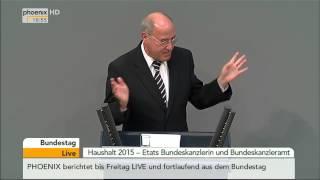 Gysi kauft Schäubles Straße