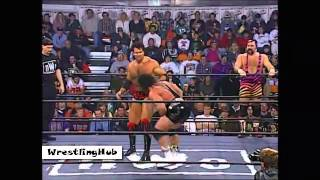 1997   The Outsiders vs  The Steiner Brothers