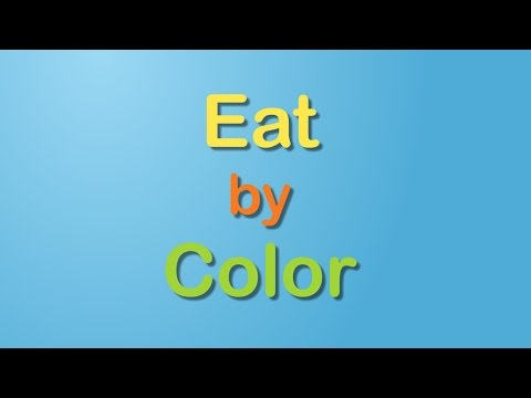 Eat by Color (Conditions A-Z)