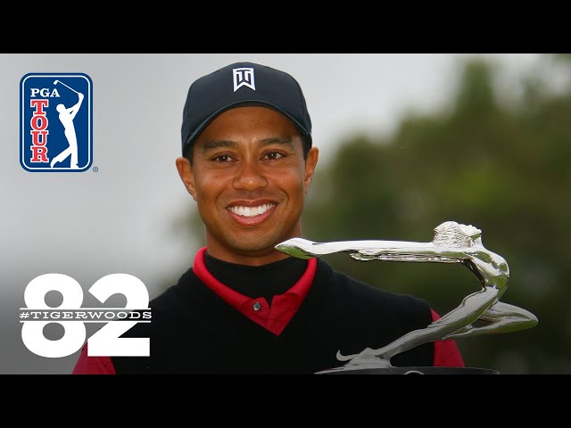 Tiger Woods wins 2008 Buick Invitational | Chasing 82