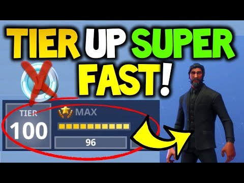 How to TIER / RANK UP SUPER FAST in Fortnite Season 3 - *Zero V-BUCKS Required!* Battle Royale
