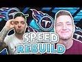 TENNESSEE TITANS TRADE MARCUS MARIOTA! Madden 18 Speed Rebuild