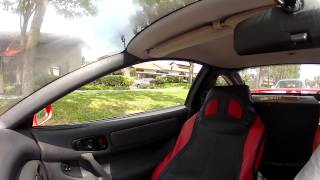 2013 honda civic SI vs 1992 Mitsubishi 3000GT VR4
