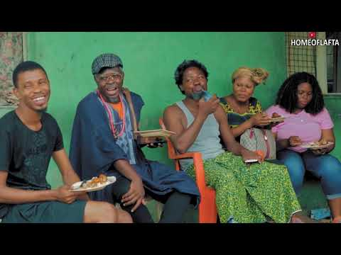 AFRICAN PARENTS THE VISITORS | Homeoflafta Comedy