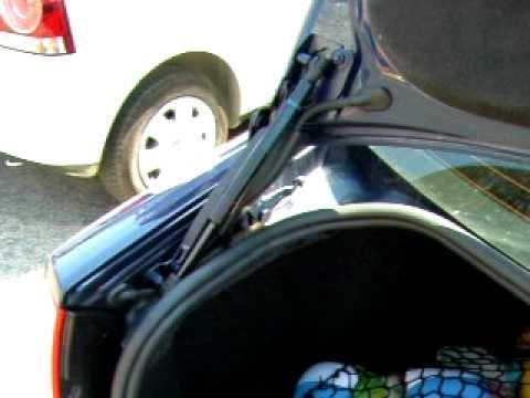 Apertura Autom 225 Tica Port 243 N Maletero Vw Passat 3bg Youtube