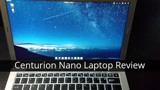 Alpha Centurion Nano | Linux Laptop Review & Gaming!