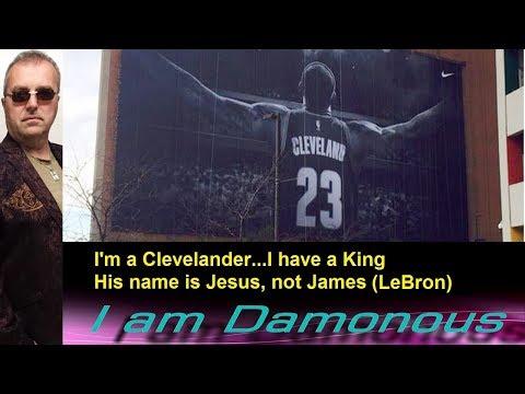 I'm a Clevelander...I have a King - His name is Jesus, not James (LeBron)