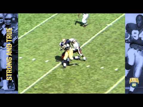 1991 vs. Indiana - 125 Years of Notre Dame Football - Moment #006