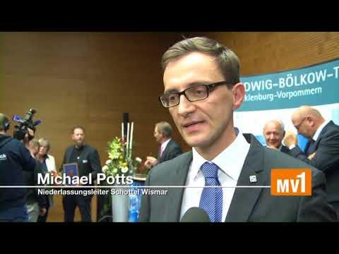 Ludwig-Bölkow-Technologiepreis verliehen