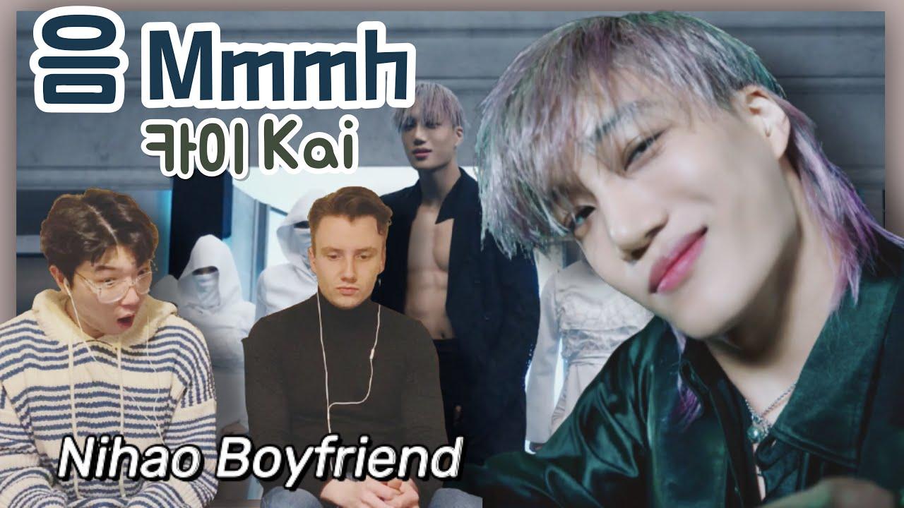KAI 카이 '음 (Mmmh)' MV REACTION | Nihao Boyfriend