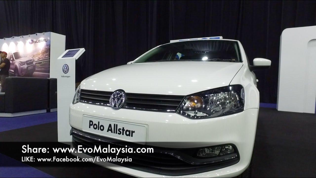Evo Malaysia Com 2017 Volkswagen Polo Allstar Walk Around Preview
