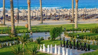 Jaz Almaza Beach Resort 5* hotel review, guest reviews. Обзор отелей, Отзывы