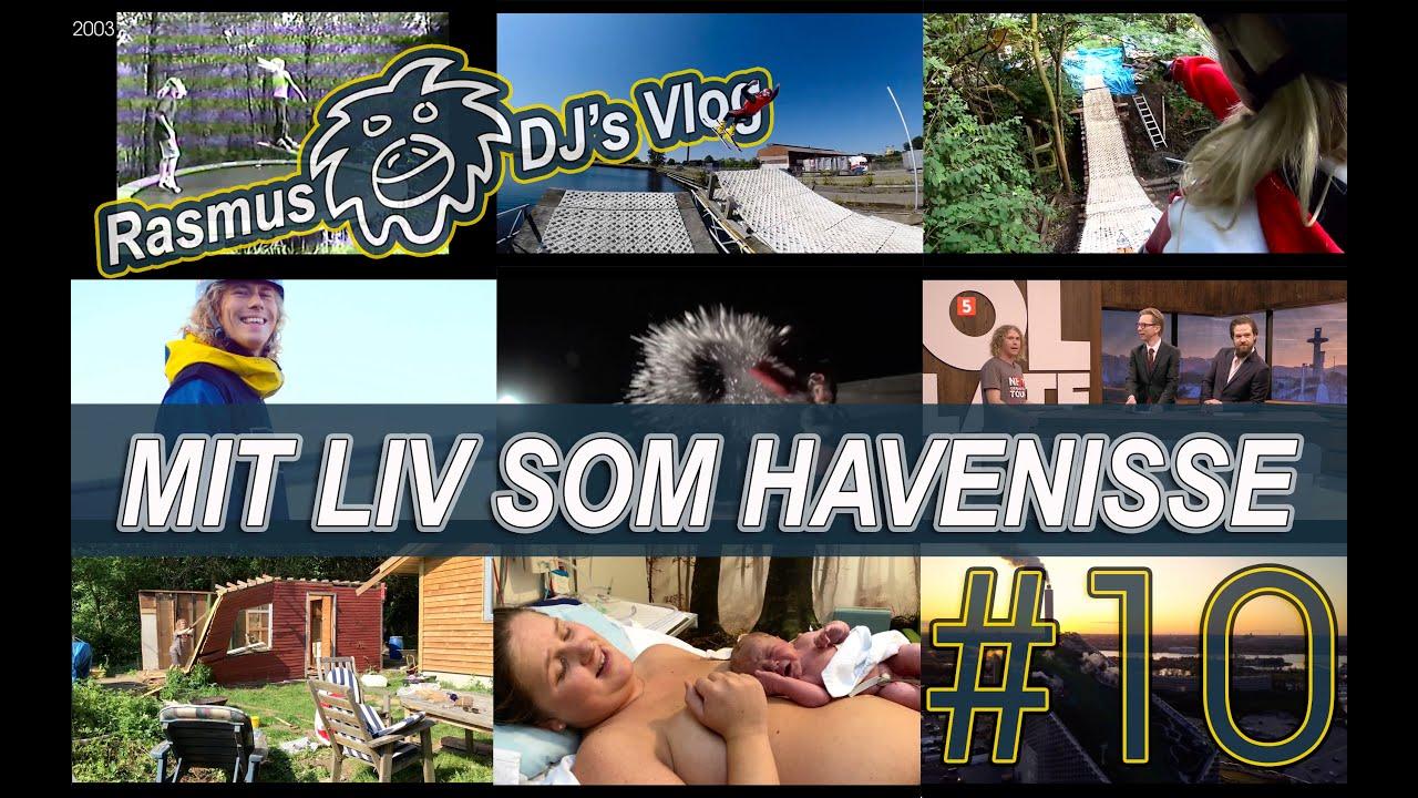 Mit liv som Havenisse - Rasmus DJ Vlog #10