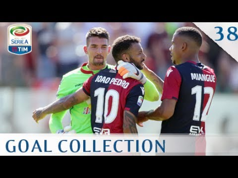 GOAL COLLECTION - Giornata 38 - Serie A TIM 2016/17