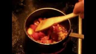 Tomato Sauce (professional restaurant recipe)