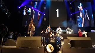 JOTA vs KLAN drogado - DIECISEISAVOS DE FINAL (El Final) - El Último Quinto Escalón desde el público
