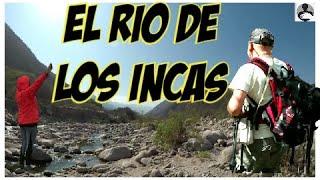 3/3, EL AGUA DE LOS INCAS, EL RIO QUIMIVIL, CATAMARCA ARGENTINA