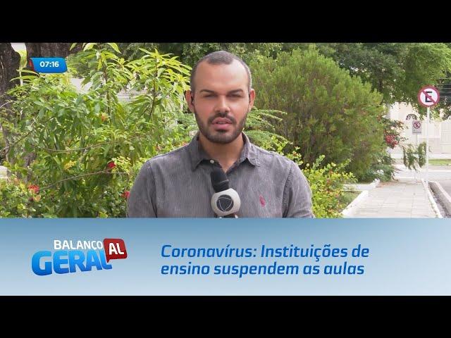 Coronavírus: Instituições de ensino superior começam a suspender as aulas