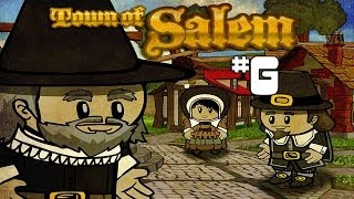 Town of Salem #6 - I Am a Serial Killer!