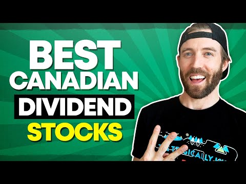 Top 3 BEST CANADIAN DIVIDEND STOCKS (2020) To Buy And Hold Forever