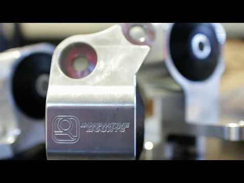 DA integra 90-93 Innovative engine mounts