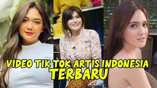 GOYANG TIK TOK GEMES ARTIS INDONESIA LAGI VIRAL!!!
