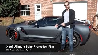 Corvette Grand Sport: Xpel Ultimate Paint Protection Film (SEE UPDATE VIDEO)