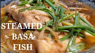 COOKING 101: SEASON 2 - CRAVING FOR FISH ? STEAMED BASA FILLET FISH / SIMPLE RECIPE / MUST TRY 🍴😋
