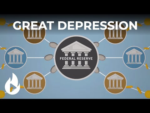 The Great Depression: Causes & Repercussions —  US Economic History 7