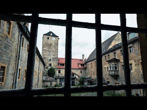 Old Abandoned German Prison Exploration