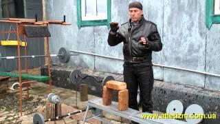 Разбивание кирпичей(Видеокурс эффективной самозащиты на улице: http://atletizm.com.ua/samooborona Вы можете заказать у нас индивидуальную..., 2012-10-15T06:32:20.000Z)