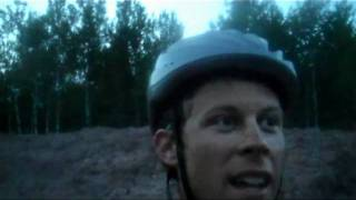 My Bike Crash on the Munger Trail in Duluth