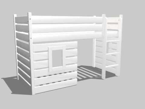 dannenfelser kinderm bel gmbh hochbett h ttenbett beach. Black Bedroom Furniture Sets. Home Design Ideas