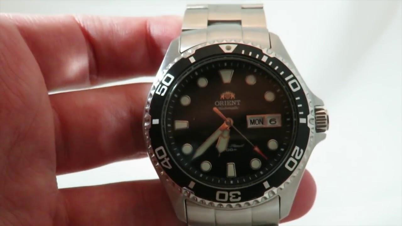 Orient Mako 2 watch reviee - Watch Addict