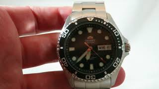 Orient Ray 2 six month Update  Review   BEST watch under $200