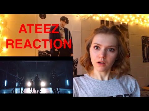 "Reacting to ""ATEEZ - 'HALA HALA' Official MV (Performance ver.)"""