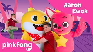 Baby Shark Dance by Aaron Kwok | Dance with us! | PINKFONG Baby Shark X Harbour City in Hong Kong