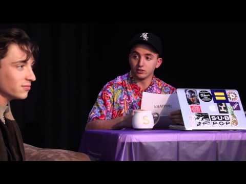 The Show with Sam Deutsch - Wall Street