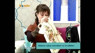 Karatay Halk Eğitim Merkezi El Sanatları Kursları Bölüm1