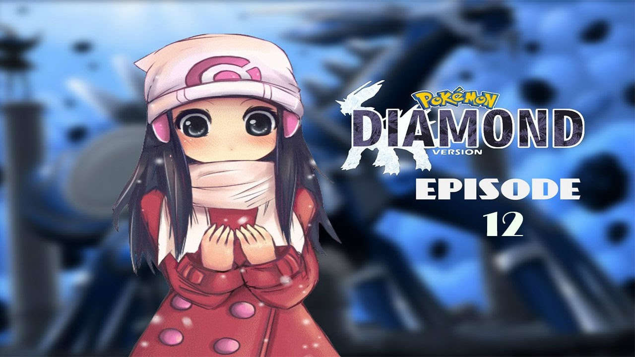 Let 39 s play pok mon diamant 12 volution de luxio et le mur des psykokwak youtube - Evolution pokemon diamant ...