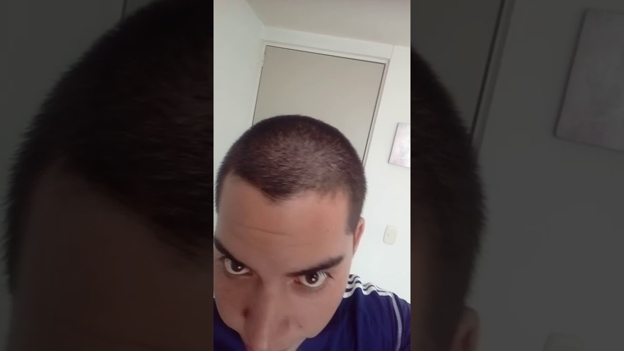 number 2 buzzcut