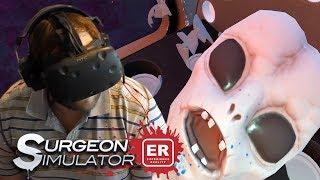 ПРОЩАЙ, БОБКА  Surgeon Simulator Experience Reality 9